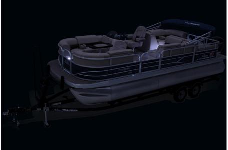2019 Sun Tracker boat for sale, model of the boat is PARTY BARGE 22RF XP3 w/ Mercury 150Hp 4S & Image # 2 of 16