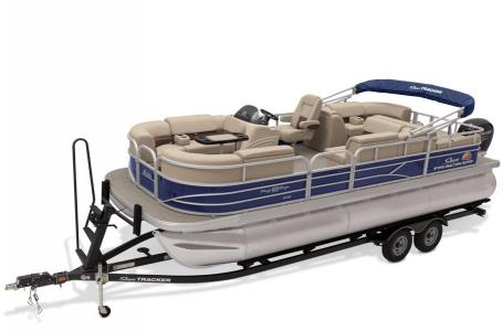2019 Sun Tracker boat for sale, model of the boat is PARTY BARGE 22RF XP3 w/ Mercury 150Hp 4S & Image # 4 of 16