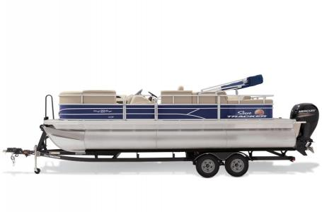 2019 Sun Tracker boat for sale, model of the boat is PARTY BARGE 22RF XP3 w/ Mercury 150Hp 4S & Image # 6 of 16