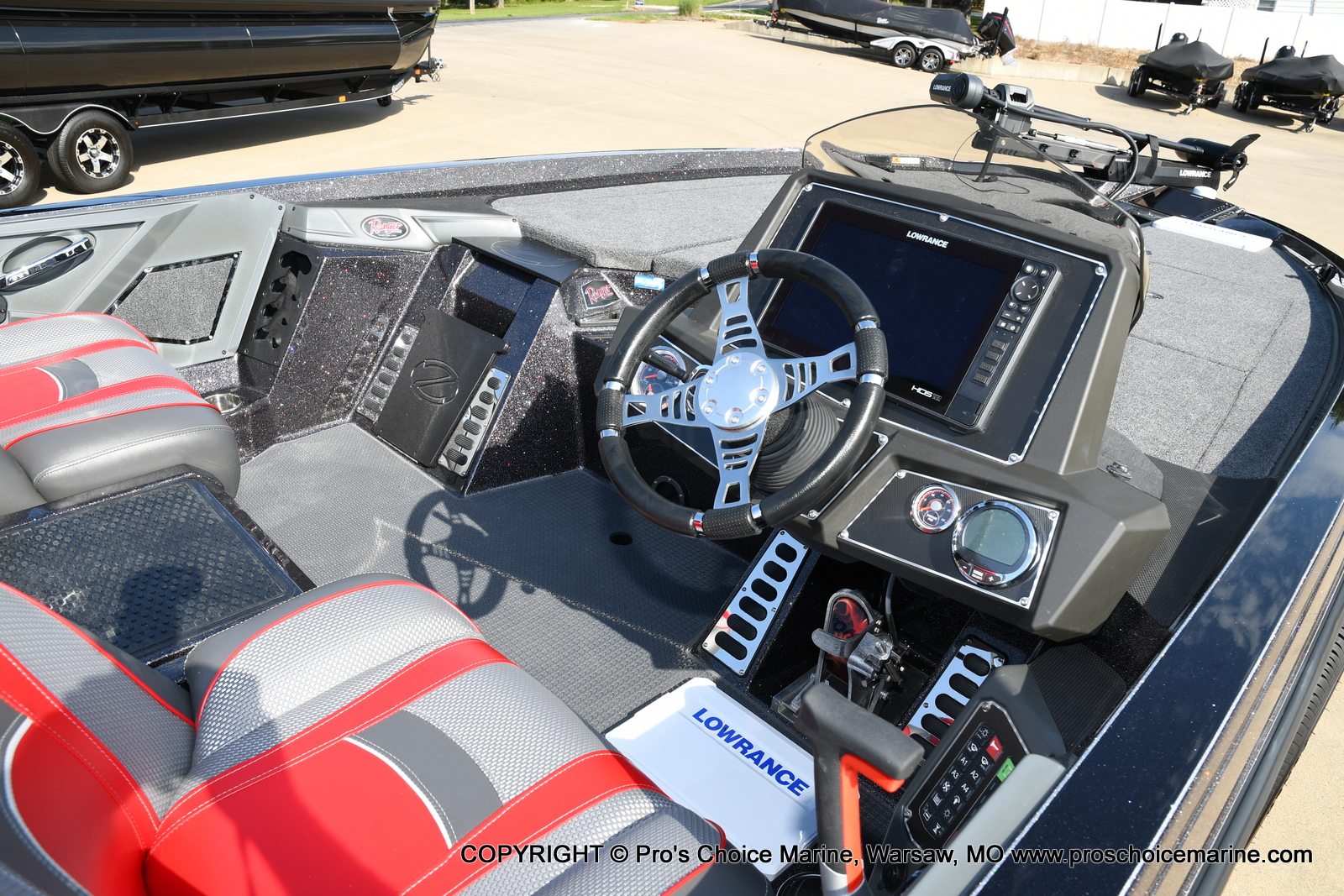 2021 Ranger Boats boat for sale, model of the boat is Z520L RANGER CUP EQUIPPED & Image # 9 of 50