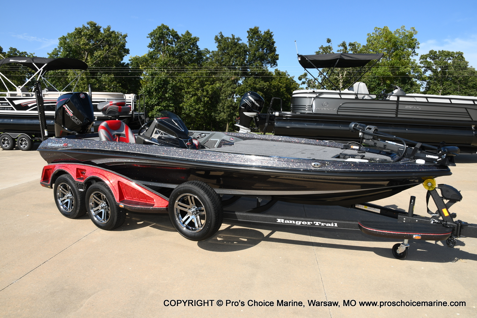 2021 Ranger Boats boat for sale, model of the boat is Z520L RANGER CUP EQUIPPED & Image # 16 of 50