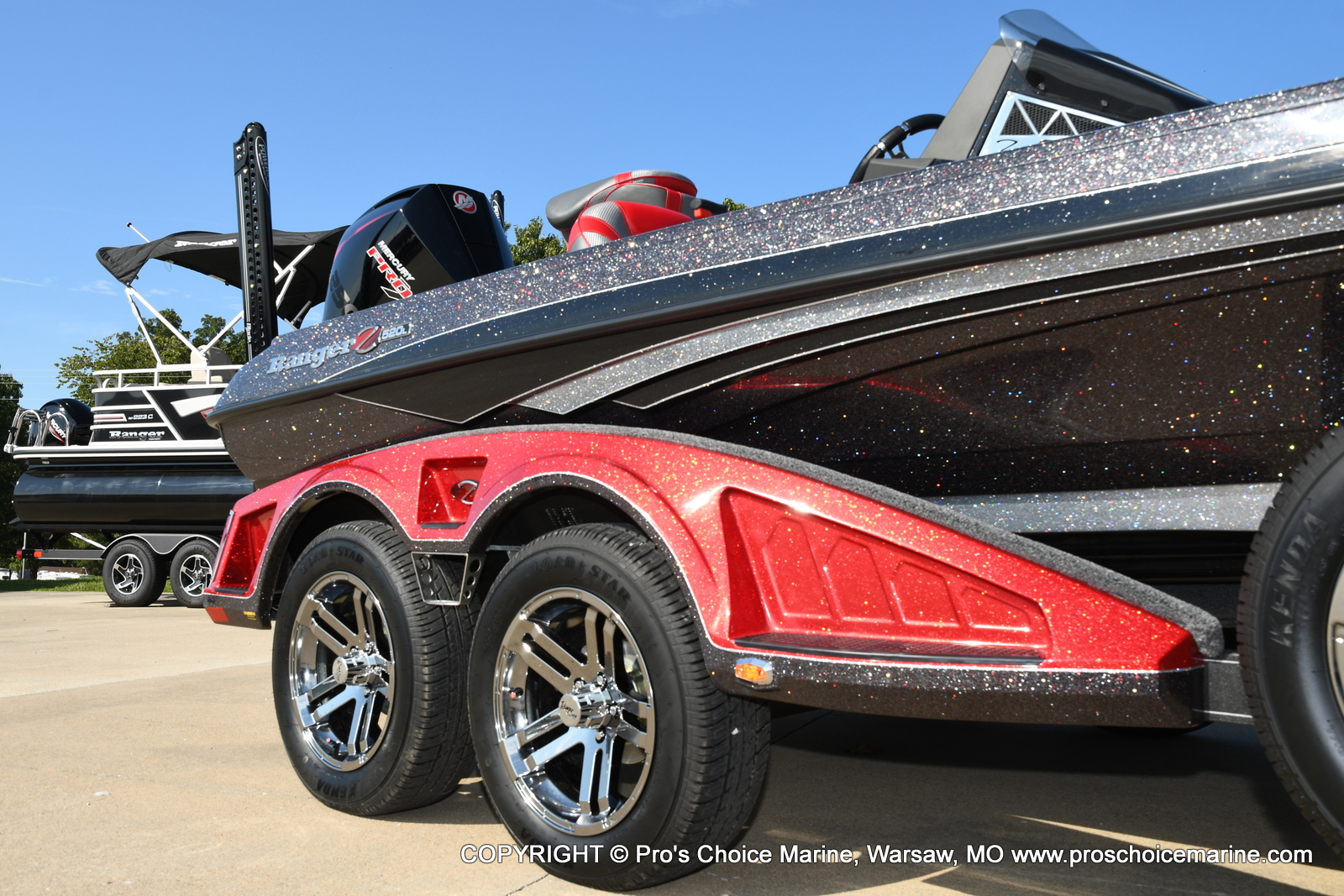 2021 Ranger Boats boat for sale, model of the boat is Z520L RANGER CUP EQUIPPED & Image # 17 of 50