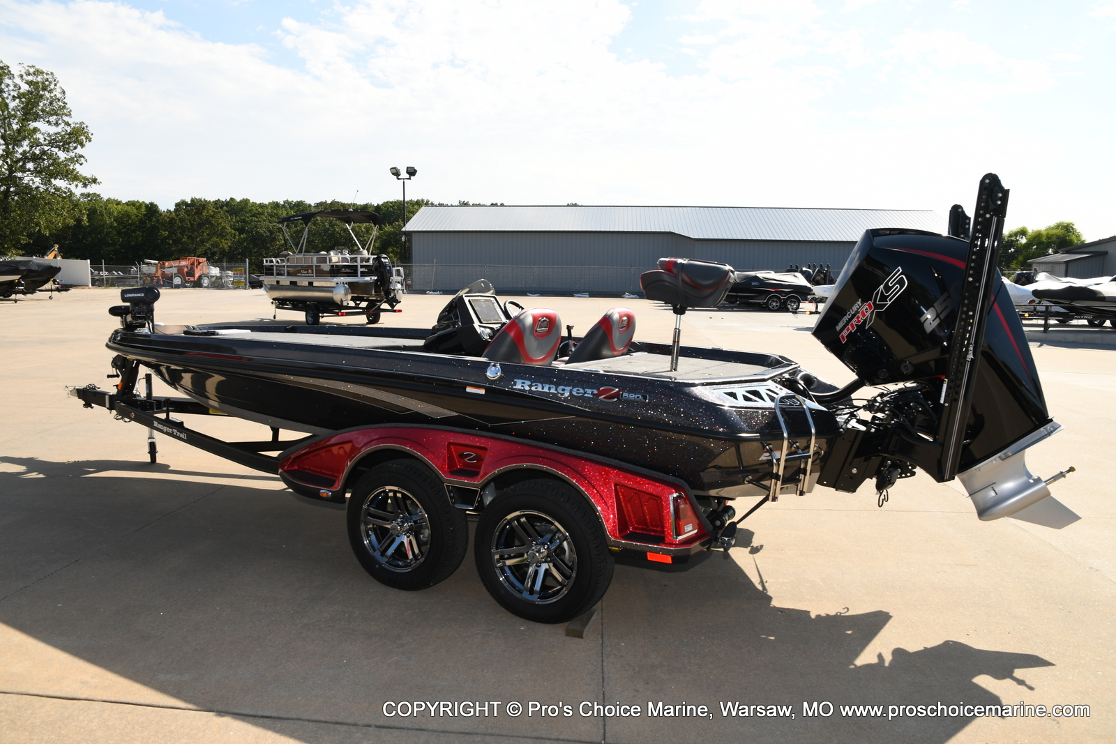 2021 Ranger Boats boat for sale, model of the boat is Z520L RANGER CUP EQUIPPED & Image # 33 of 50