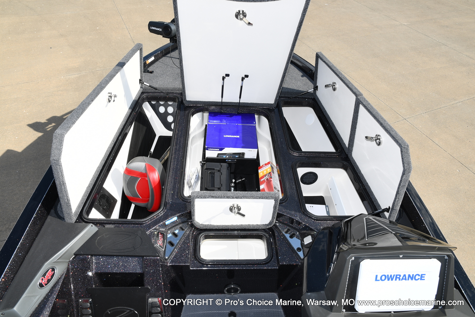 2021 Ranger Boats boat for sale, model of the boat is Z520L RANGER CUP EQUIPPED & Image # 38 of 50