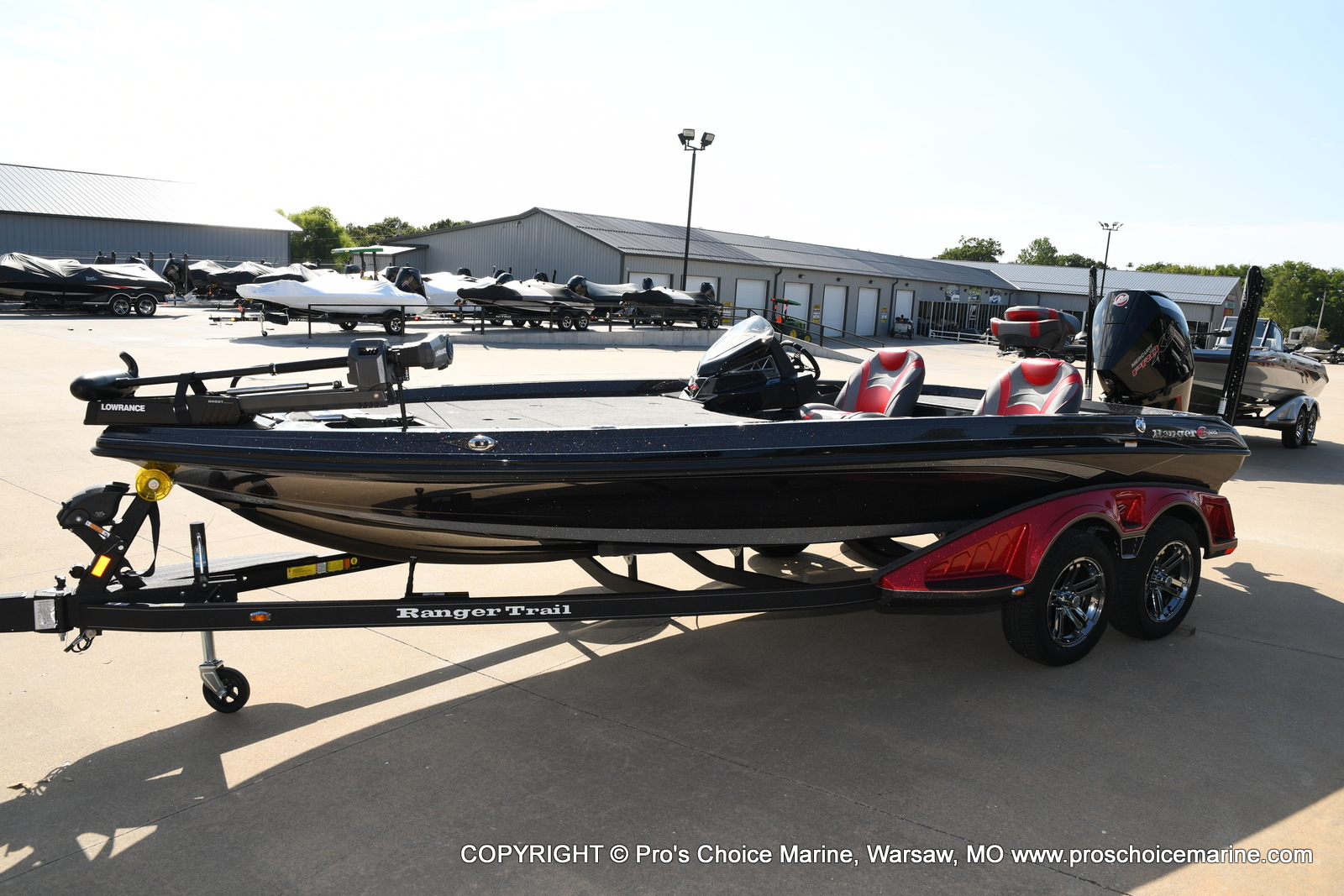 2021 Ranger Boats boat for sale, model of the boat is Z520L RANGER CUP EQUIPPED & Image # 43 of 50