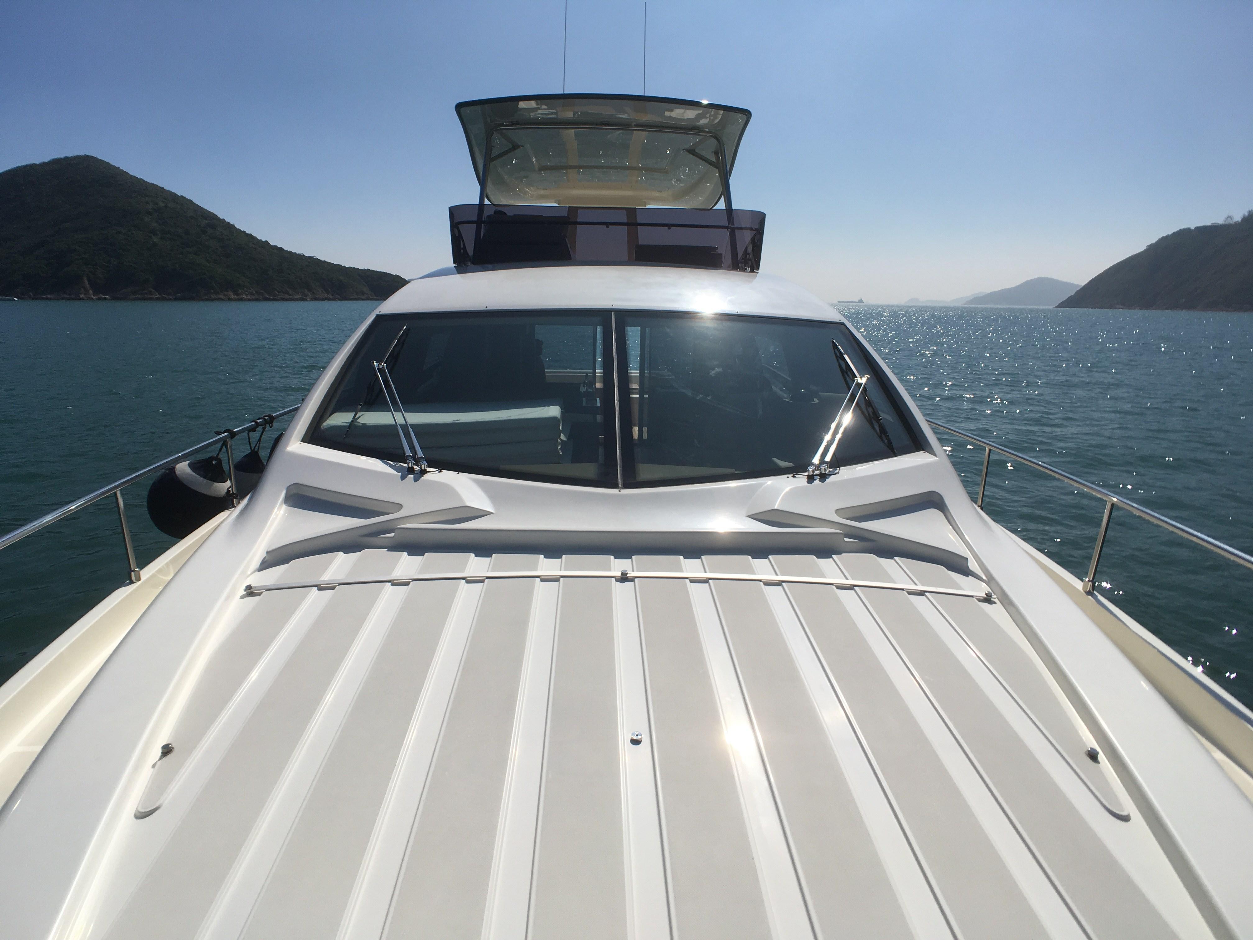 Ferretti 650 Bow