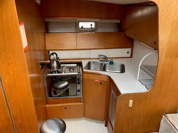 1987 Birchwood TS37