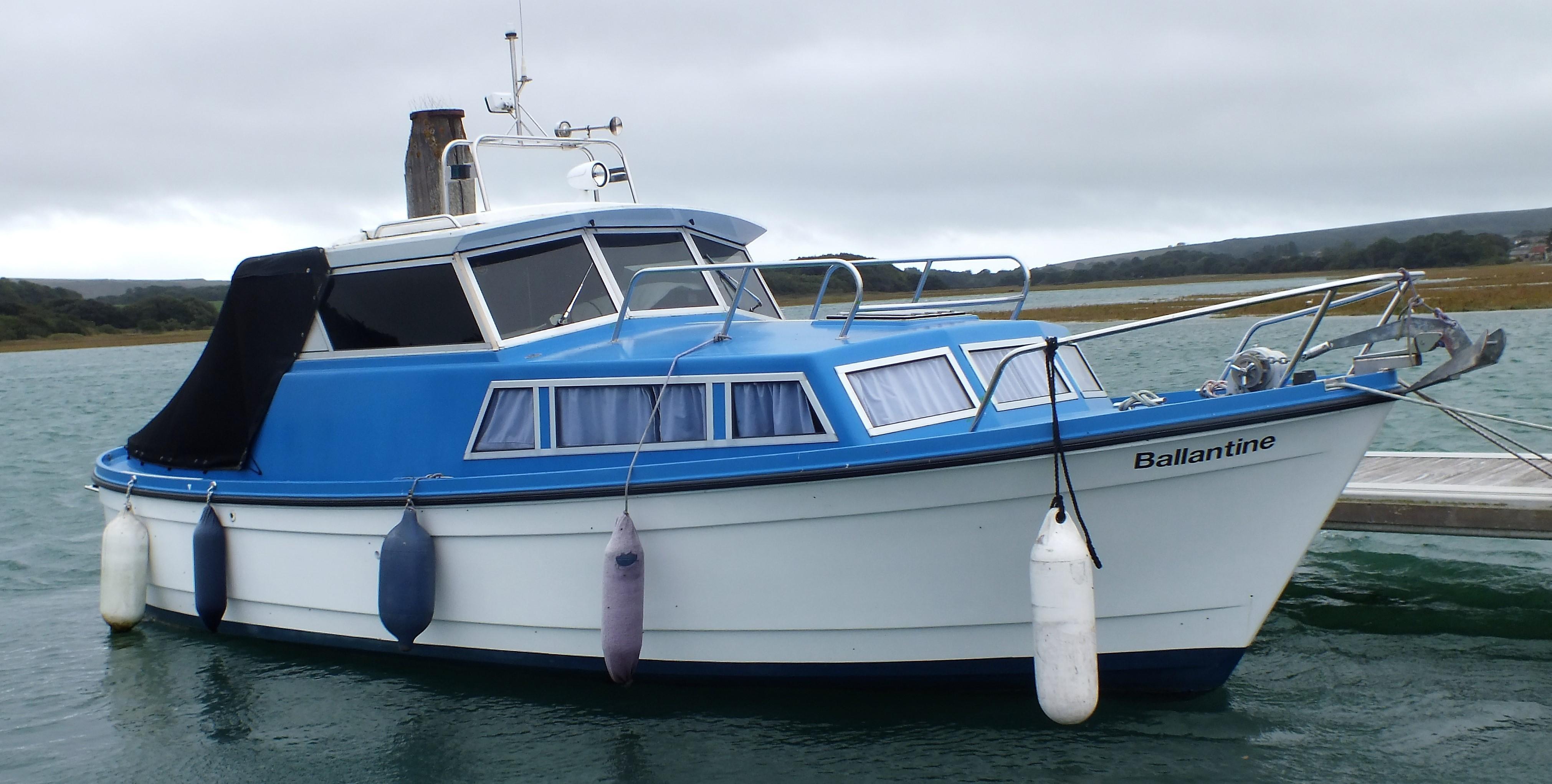 Cutlass Tresfjord 26