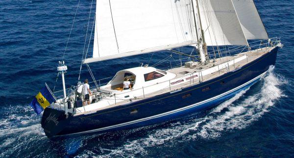 Hamble Yacht Services 23m Ocean Phoenix 77' Cruising Cutter