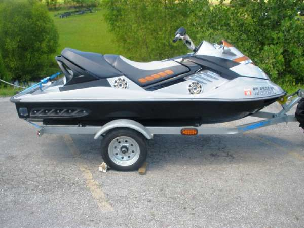 2008 SEA DOO PWC RXT  X for sale