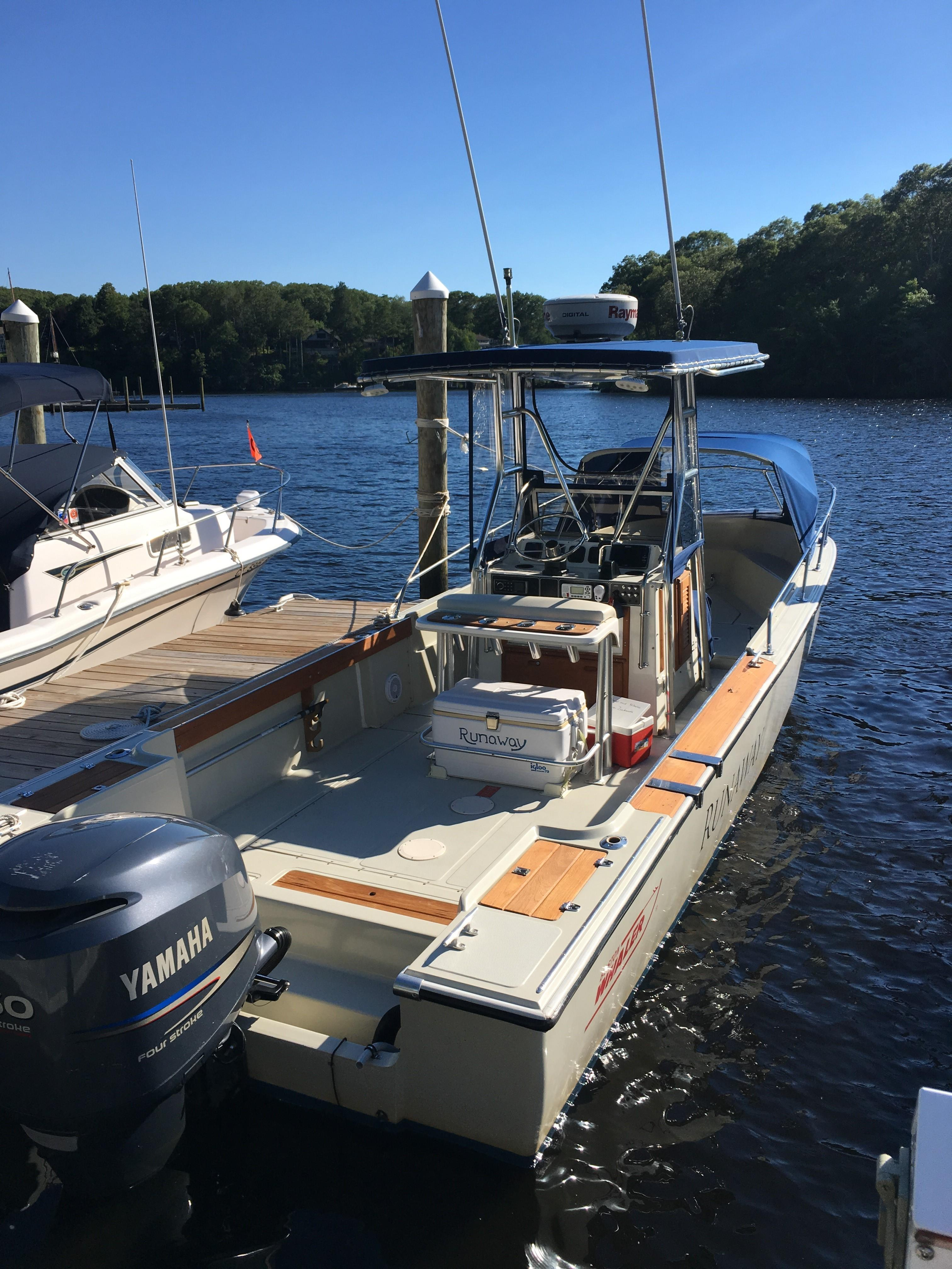 Boston Whaler 24 Outrage