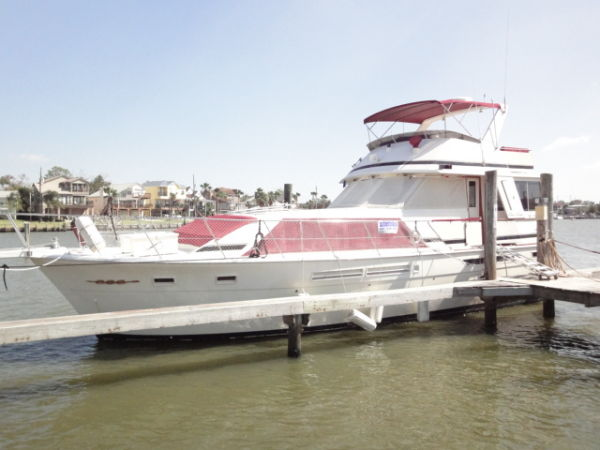 46' Chris-Craft Constellation 460