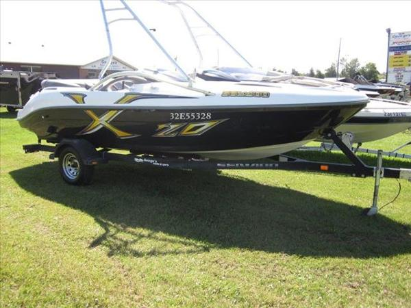 For Sale: 2002 Sea Doo Pwc Challenger 20x 20ft<br/>George's Marine and Sports - Eganville - A Division of Pride Marine
