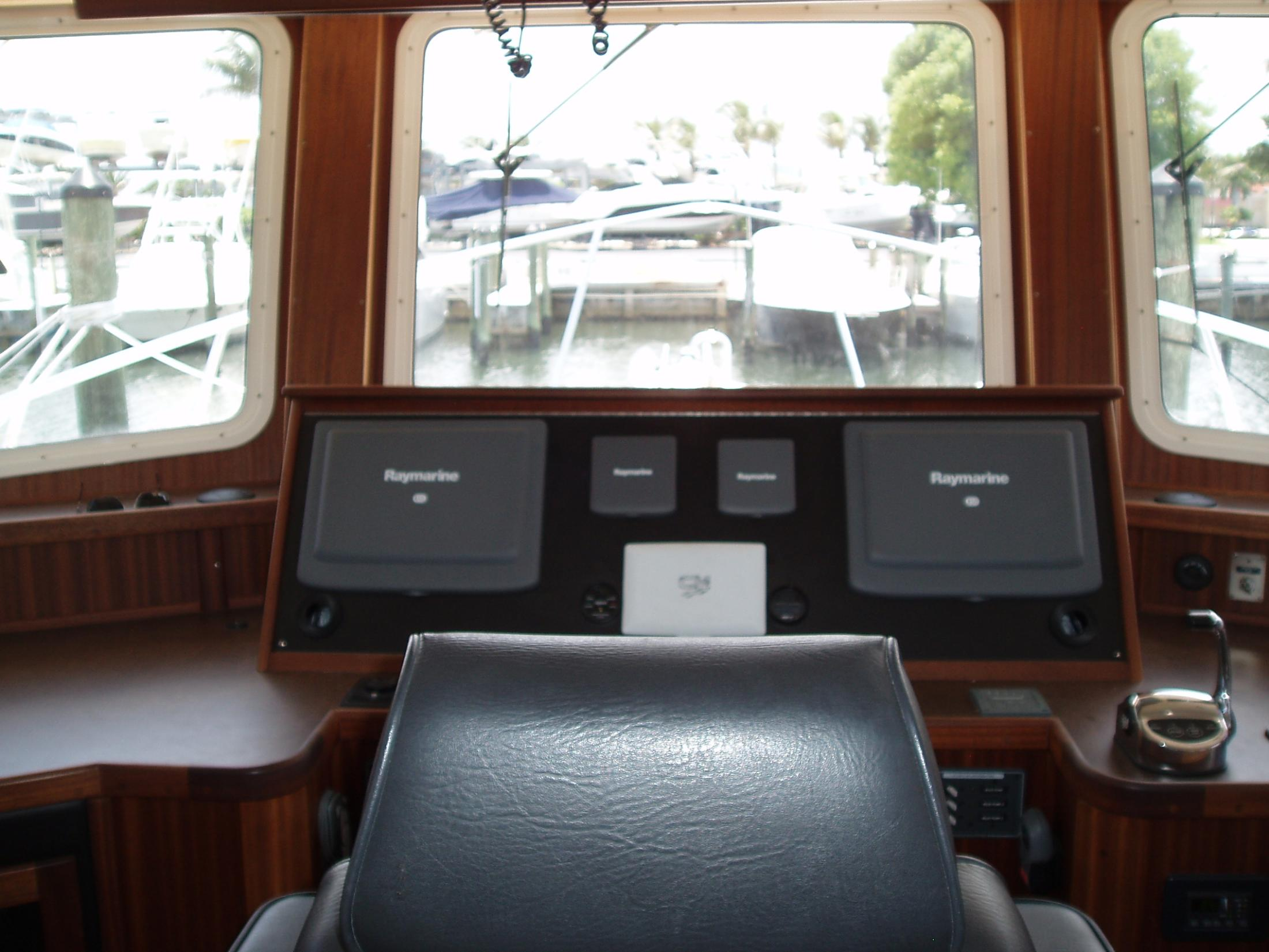 2008 American Tug 41 Trawler Bubbles 3 Hmy Yacht Sales Viking Train Horn Wiring Diagram 2010 82 Convertible
