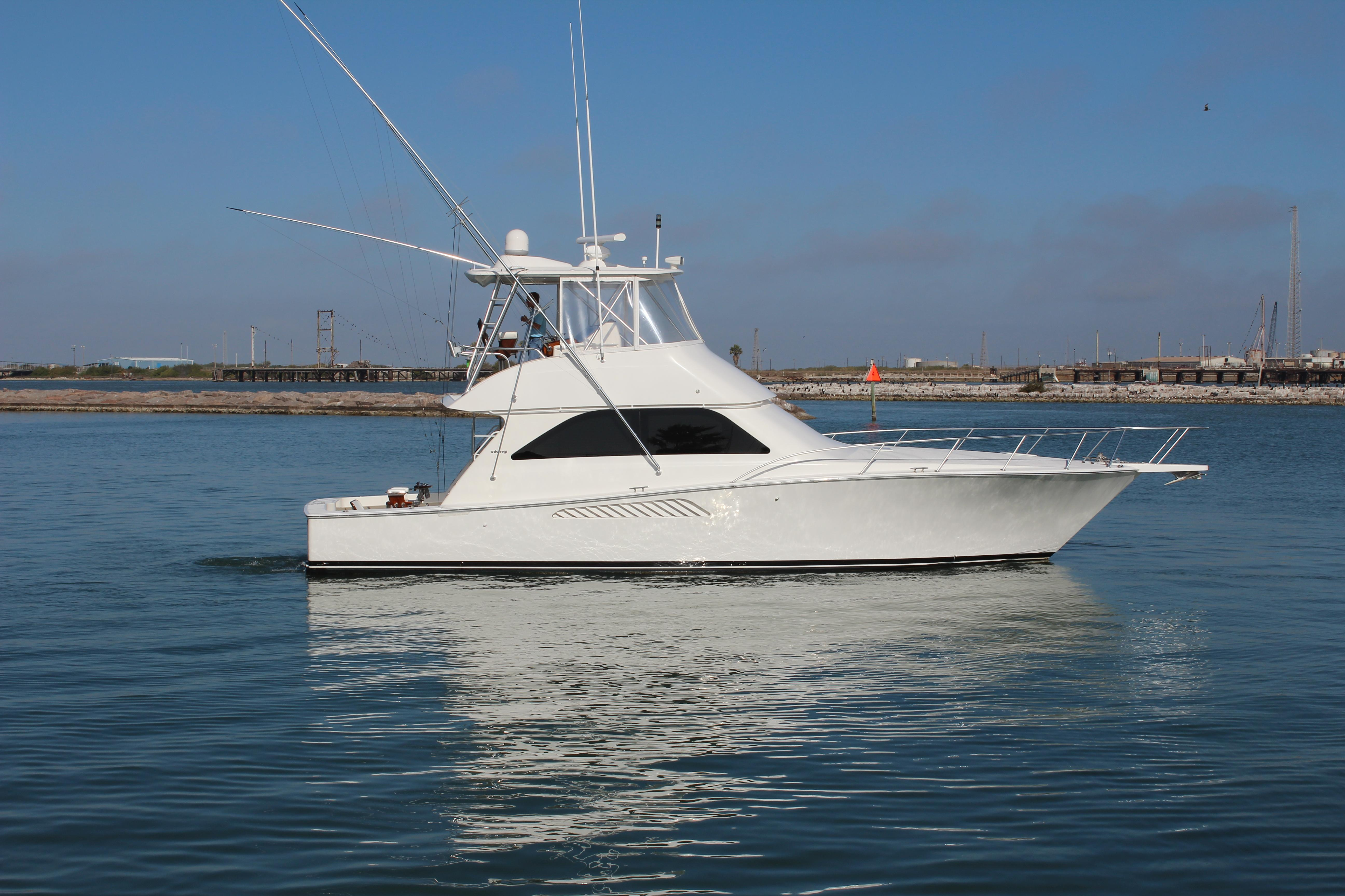 2008 viking yachts convertible for sale for Viking sport fish