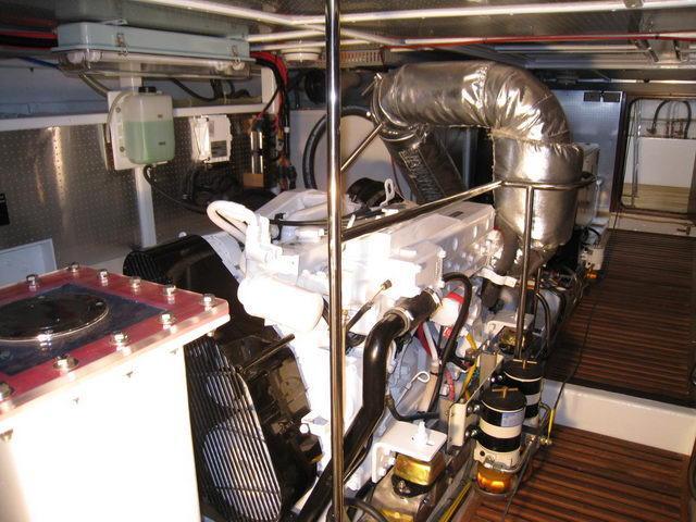 Enginer Room