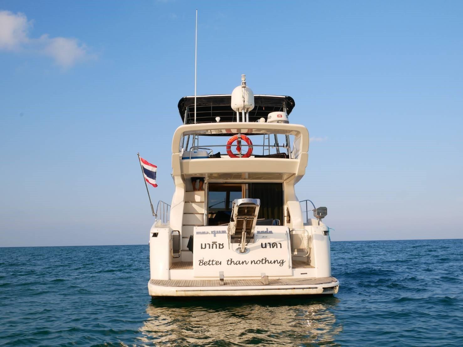 46 Fly bridge motor yacht-4