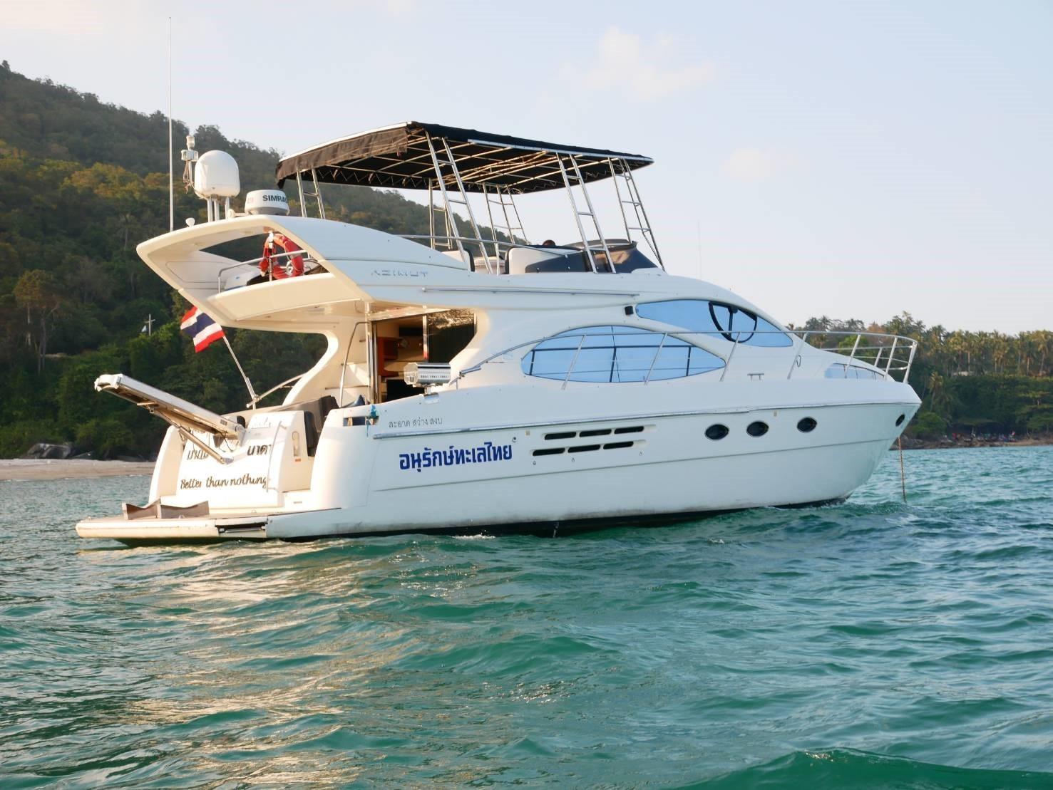 46 Fly bridge motor yacht-5