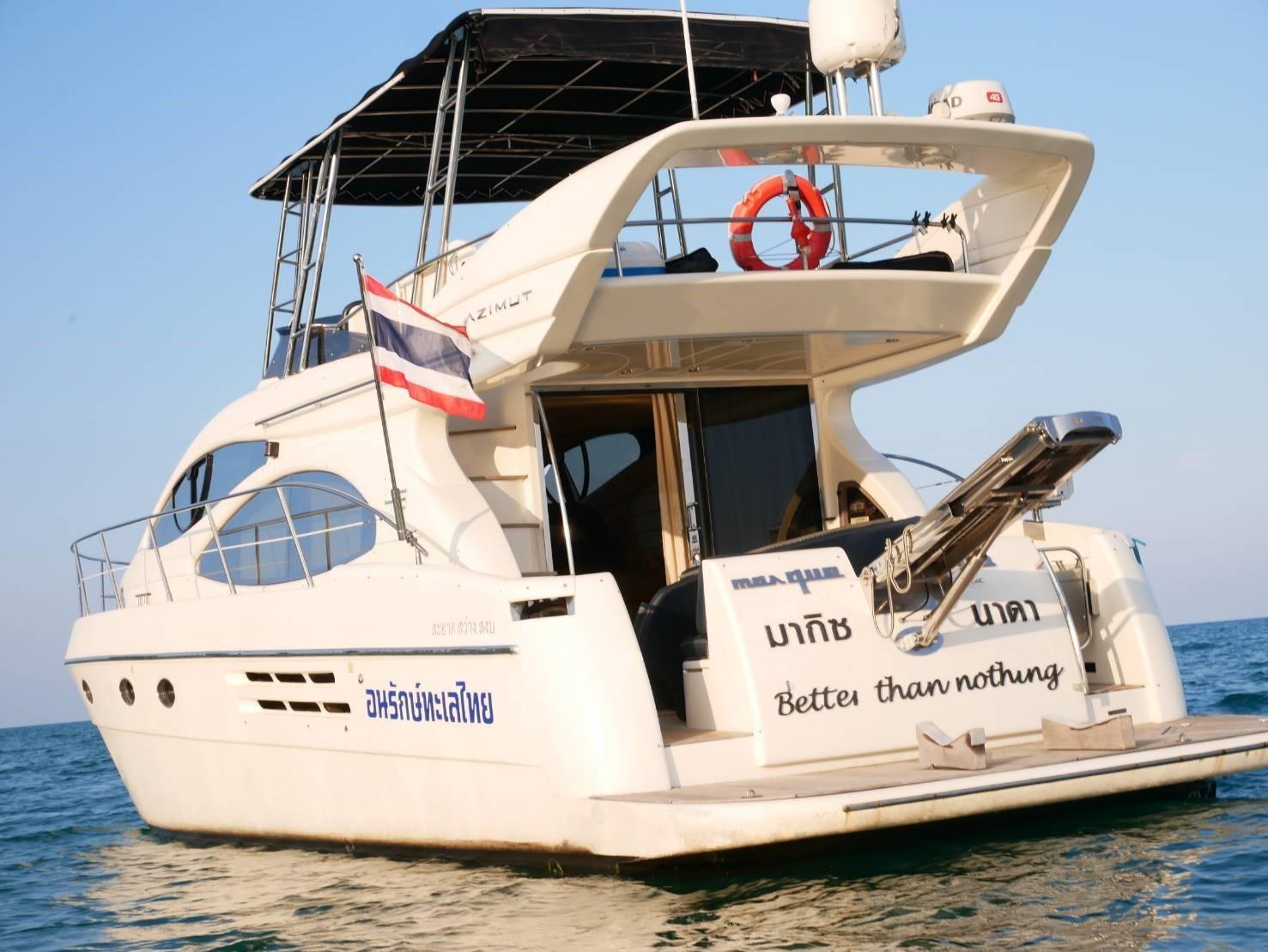 46 Fly bridge motor yacht-6