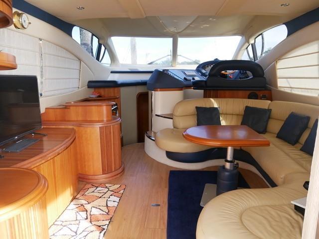 46 Fly bridge motor yacht-7