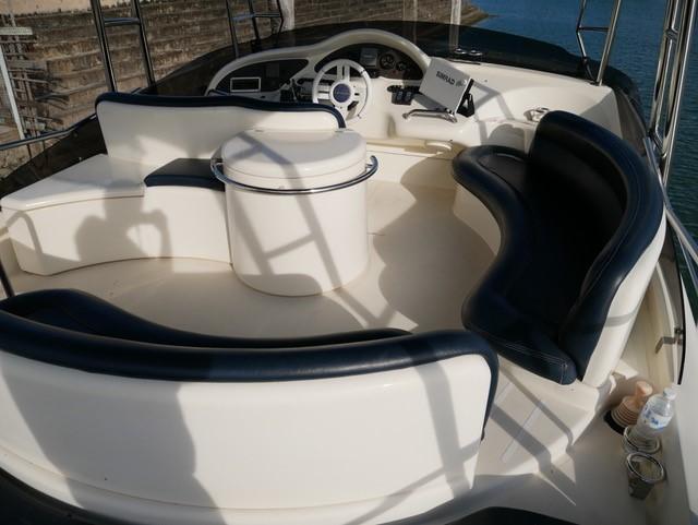 46 Fly bridge motor yacht-16