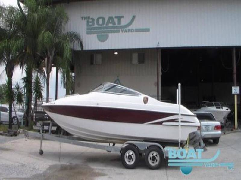 1999 SEASWIRL 230 CUDDY CABIN for sale