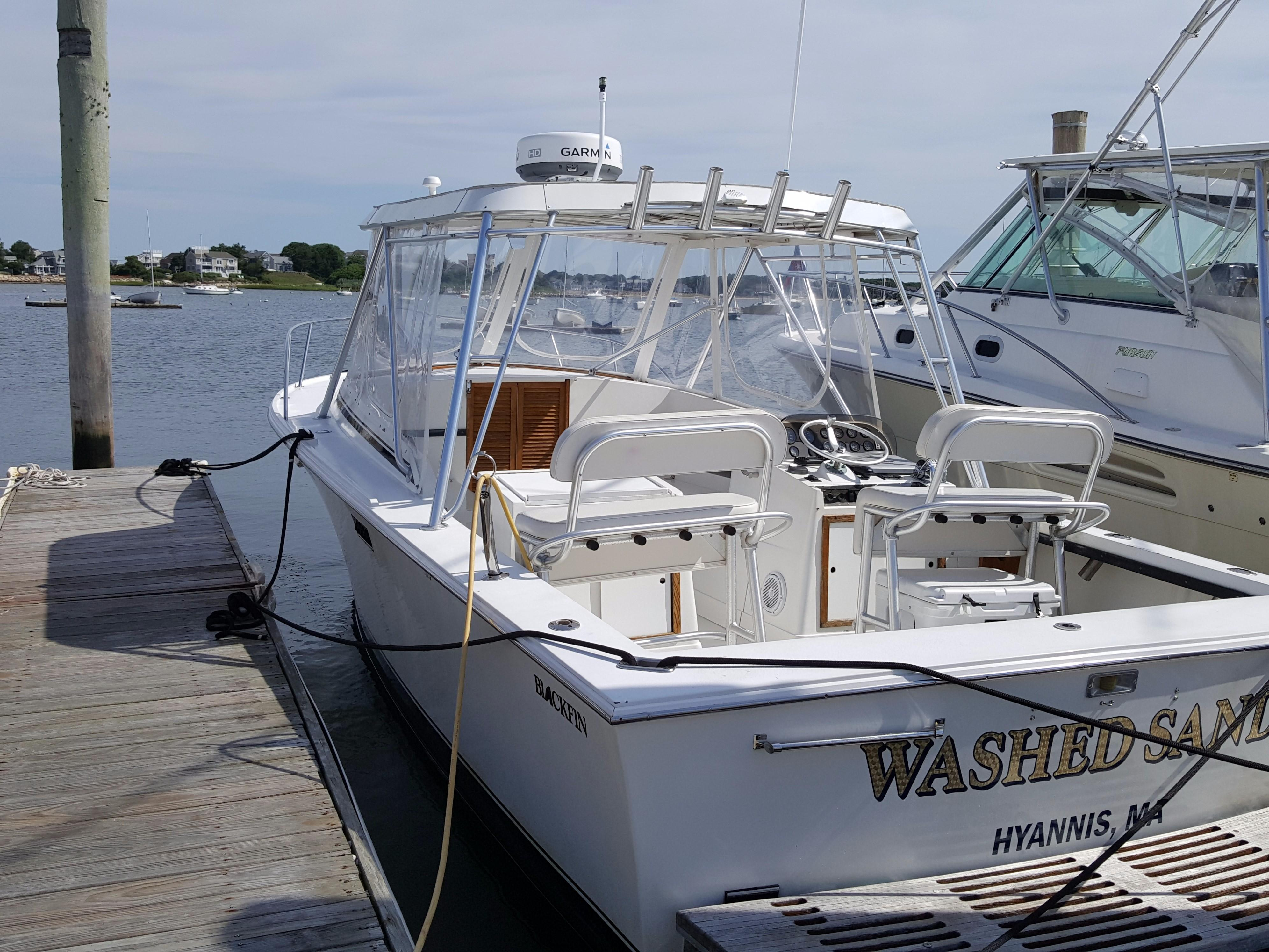 Blackfin27 Fisherman