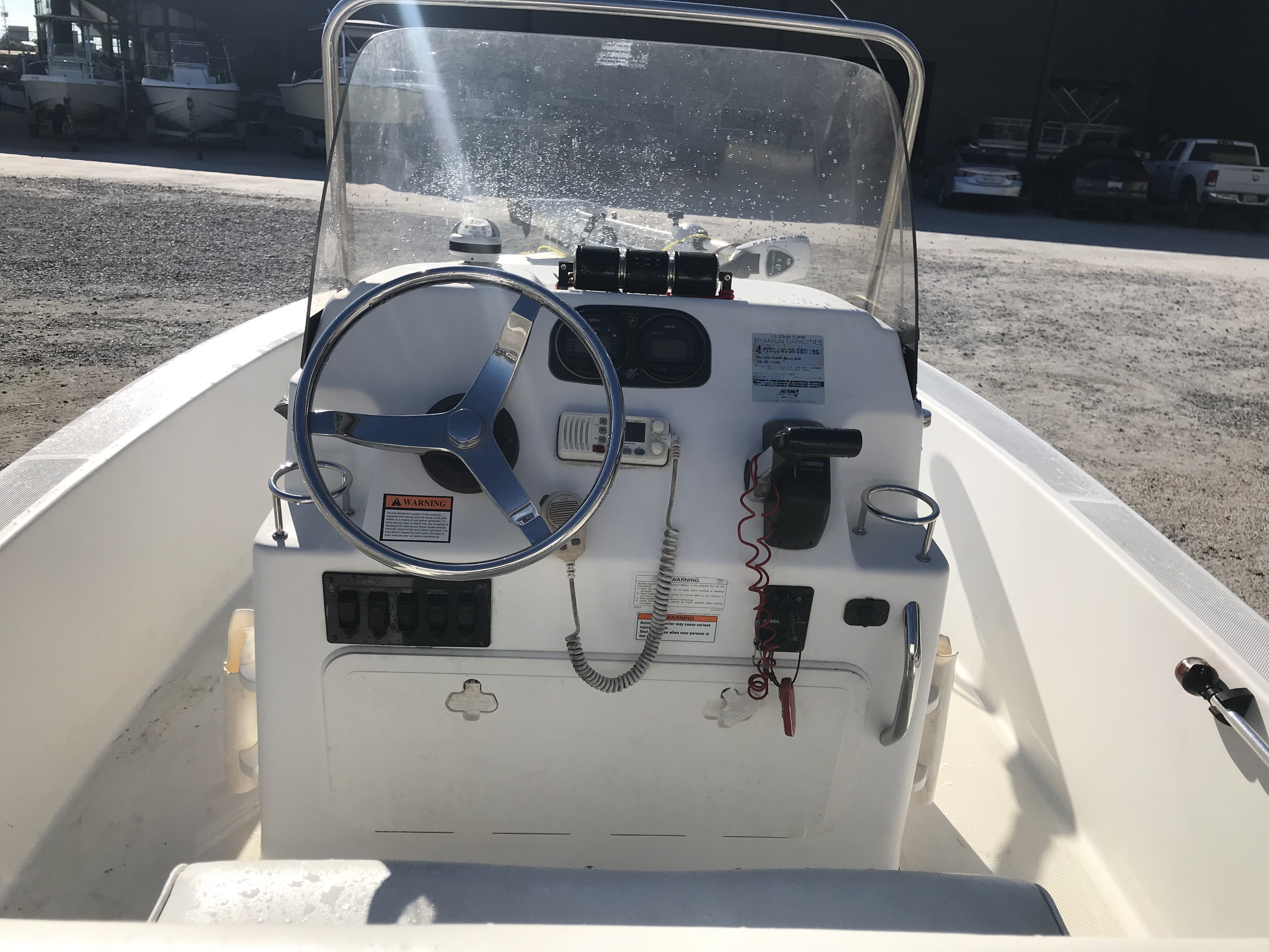 2007 Century boat for sale, model of the boat is 1701 SV & Image # 4 of 8