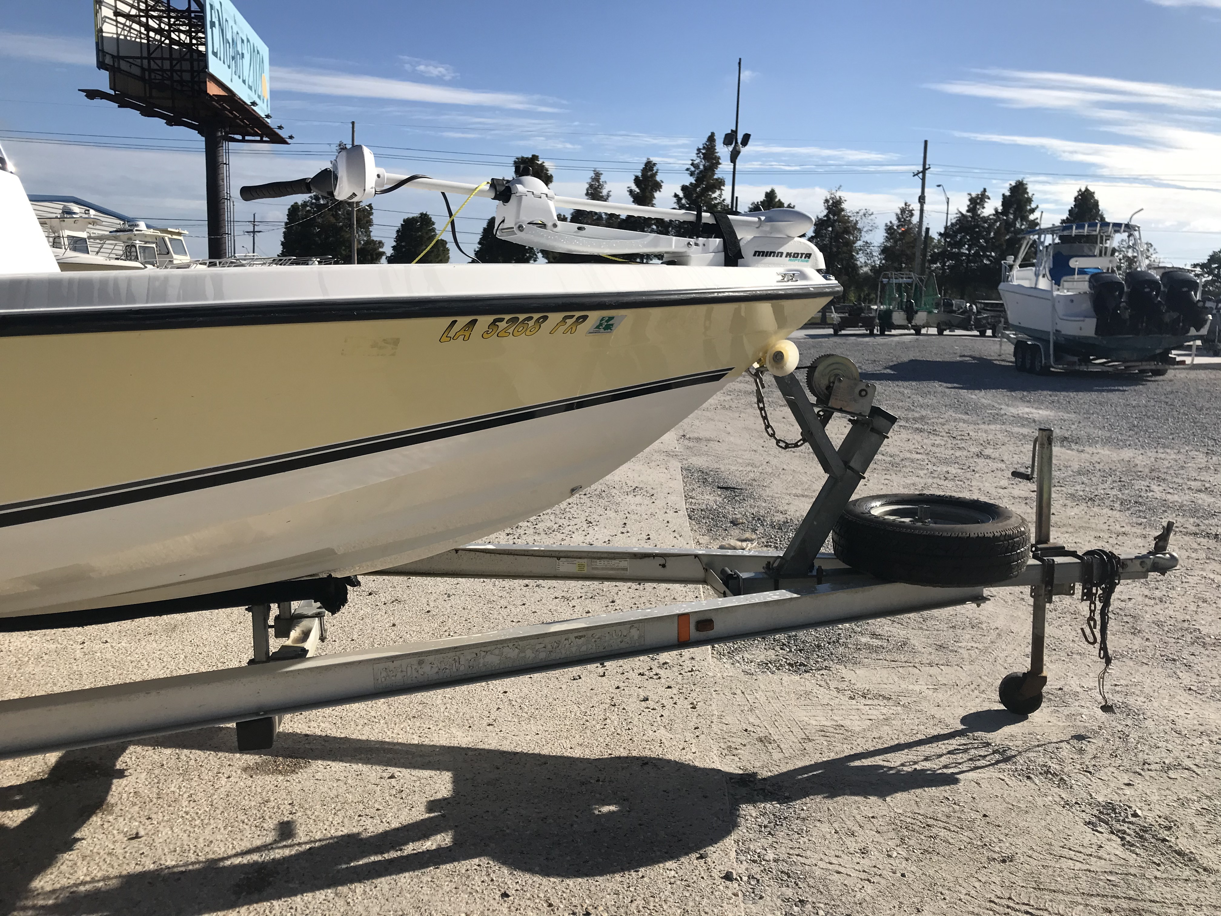 2007 Century boat for sale, model of the boat is 1701 SV & Image # 5 of 8