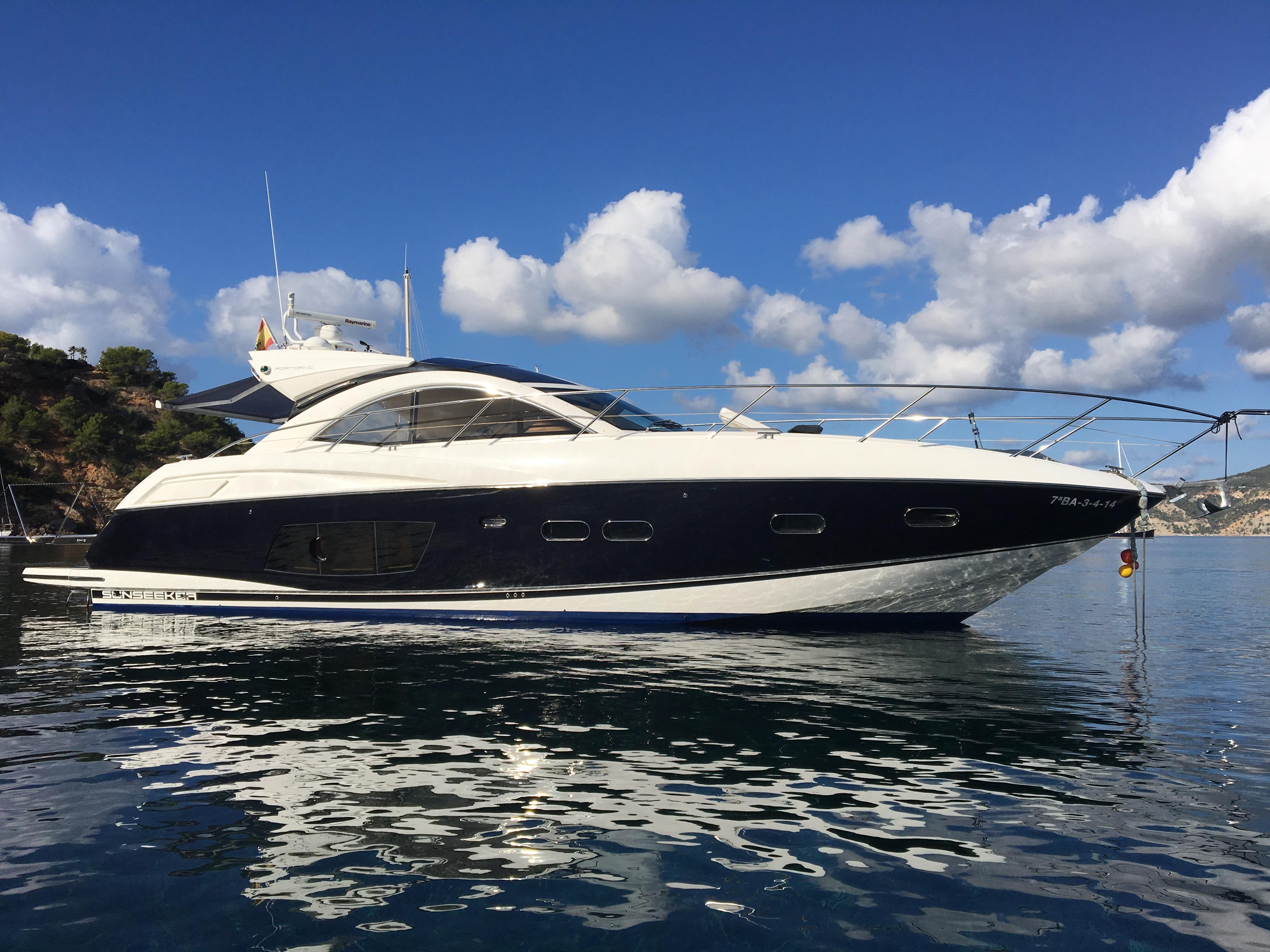 45.51 ft Sunseeker Portofino 48