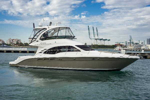 2006 52' Sea Ray 52 Sedan Bridge