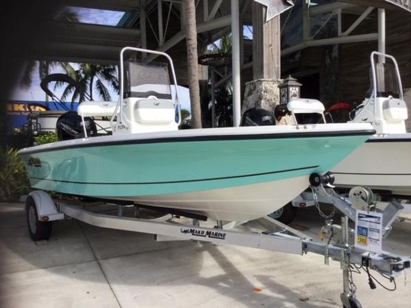 2020 Mako boat for sale, model of the boat is 19 CPX & Image # 1 of 63