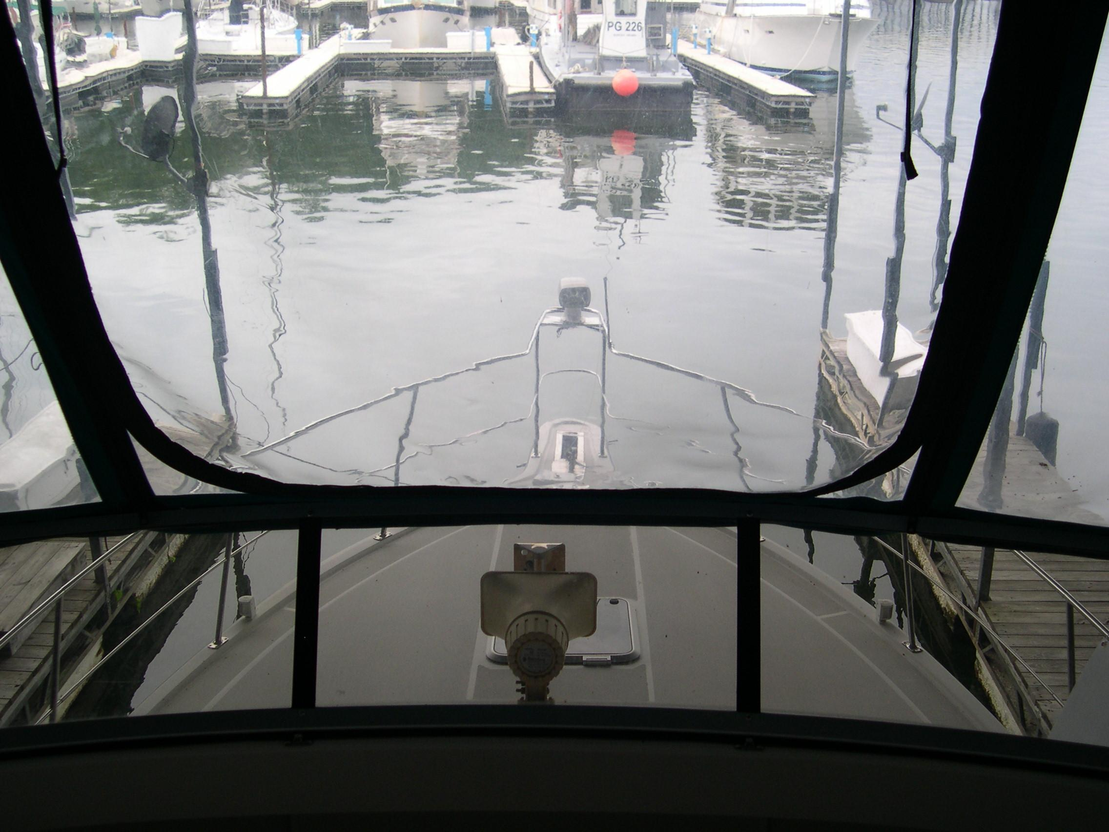 Forward View From Helm