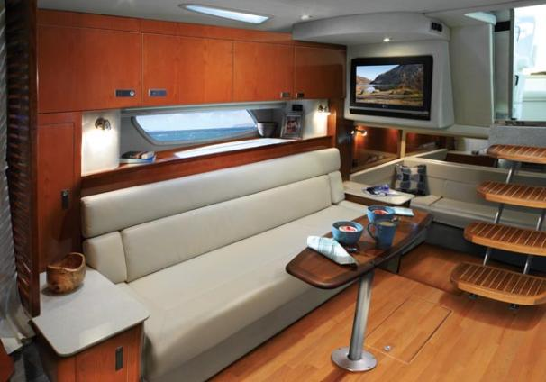 Sea Ray 370 Sundancer Salon