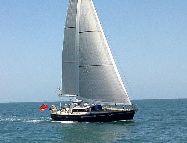 Farr 50 Pilot House Yacht used boat for sale from Boat Sales International