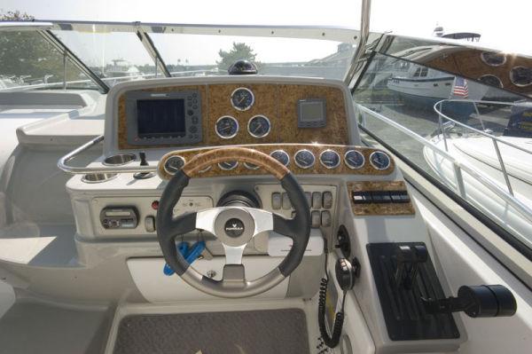 Cockpit View Aft