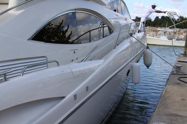 Starboard Quarter Profile