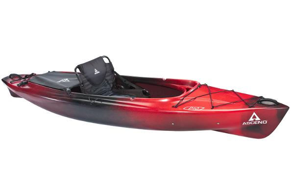 2016 ASCEND D10 SIT IN (RED/BLACK) for sale