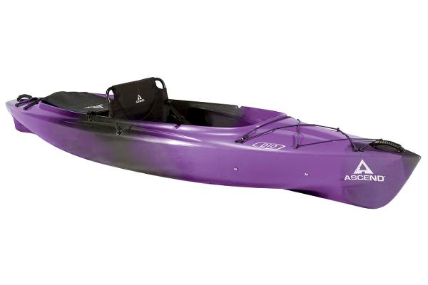 2016 ASCEND D10 SIT IN (PURPLE/BLACK) for sale