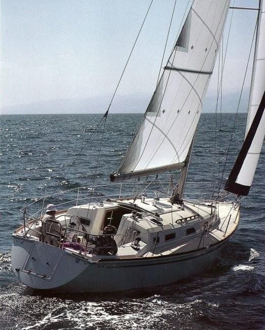 Under Sail (from Brochure)