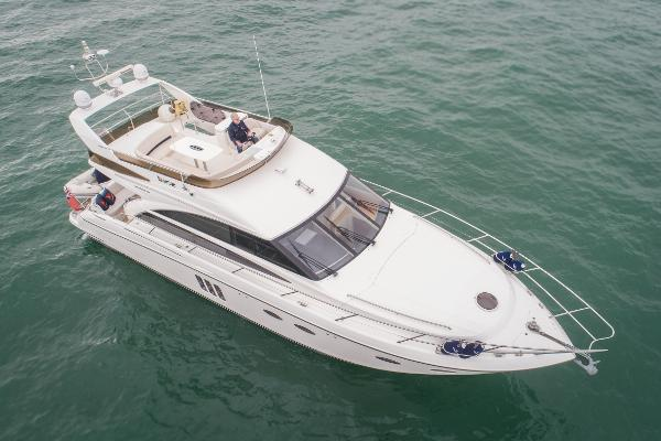 Princess Motor Yacht Sales - Used Princess 54