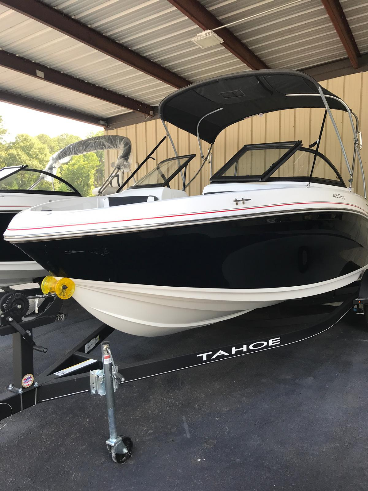 2019 Tahoe boat for sale, model of the boat is 450 TS & Image # 10 of 24