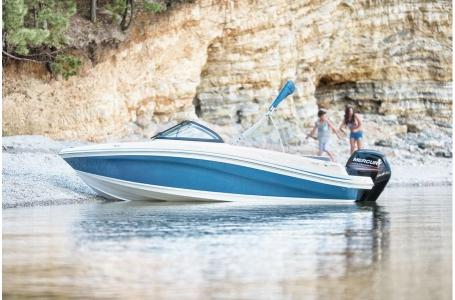 2019 Tahoe boat for sale, model of the boat is 450 TS & Image # 17 of 24