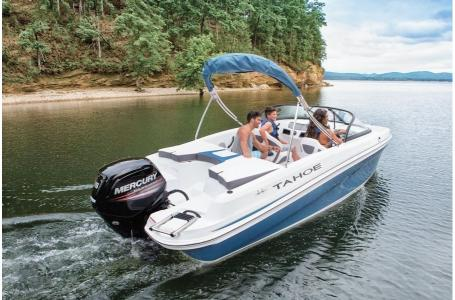 2019 Tahoe boat for sale, model of the boat is 450 TS & Image # 19 of 24