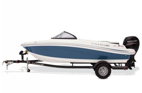 2019 Tahoe boat for sale, model of the boat is 450 TS & Image # 21 of 24
