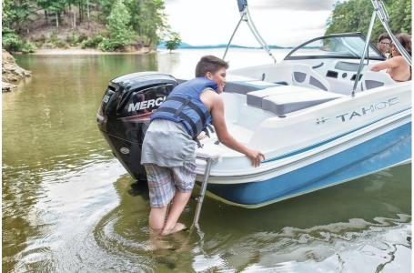 2019 Tahoe boat for sale, model of the boat is 450 TS & Image # 23 of 24