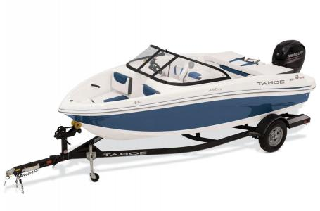 2019 Tahoe boat for sale, model of the boat is 450 TS & Image # 6 of 24