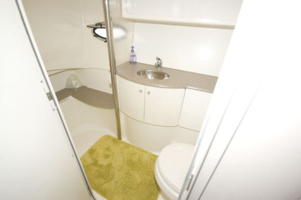 Head With Stall Shower