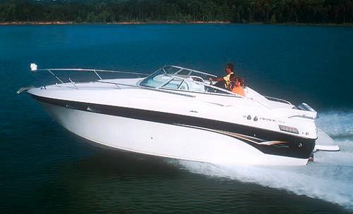 2002 CROWNLINE 262 CR for sale