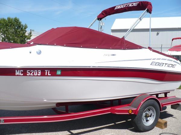2011 EBBTIDE 192 SE BOW RIDER for sale